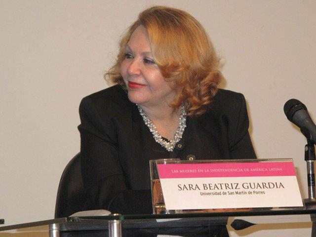 Sara Beatriz Guardia